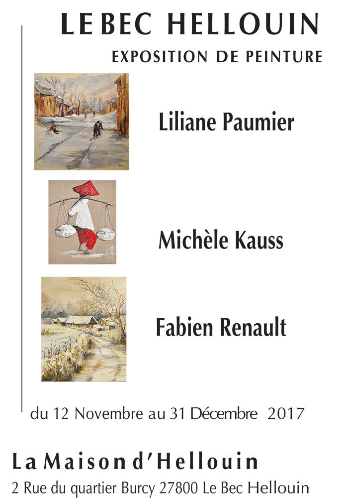 Exposition de Peinture le Bec Hellouin